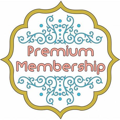 1 Year Premium Membership Plan With 50 GB Cloud Storage- Category- Premium Membership- 1