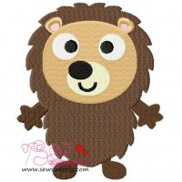 Forest Friend 11 Embroidery Design