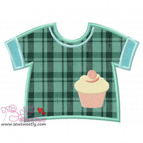 Children Clothing-1 Machine Applique Design For Kids And Babies
