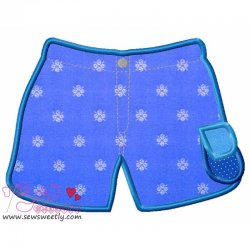 Children Clothing-2 Applique Design