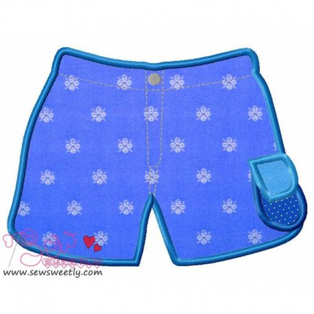 Children Clothing-2 Applique Design Pattern- Category- Cartoons And Kids Designs- 1