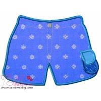 Children Clothing-2 Applique Design