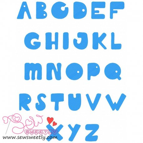 Summer Of Love Embroidery Font Set Machine Embroidery Design Including All Alphabets And Numbers.