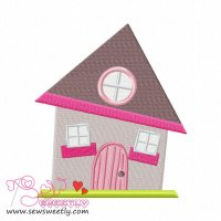 Neighborhood-2 Embroidery Design