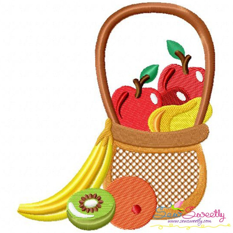 colorful fruit fruits basket
