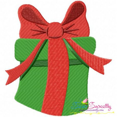 Gift Embroidery Design