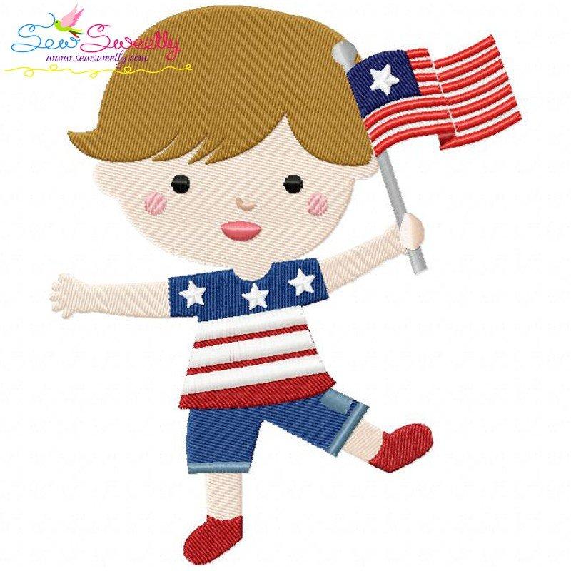 patriotic machine embroidery designs
