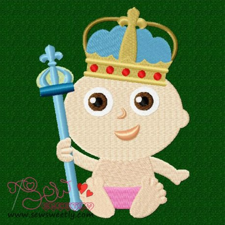 Little Prince Embroidery Design Pattern- Category- Fantasy And Fairy Tales- 1