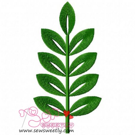Floral Art-1 Embroidery Design Pattern- Category- Floral Designs- 1
