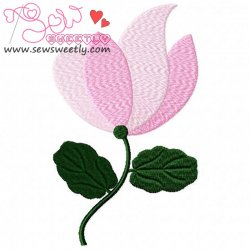 Floral Art-5 Embroidery Design