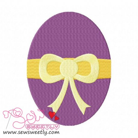 Easter Egg Embroidery Design Pattern- Category- Easter Designs- 1